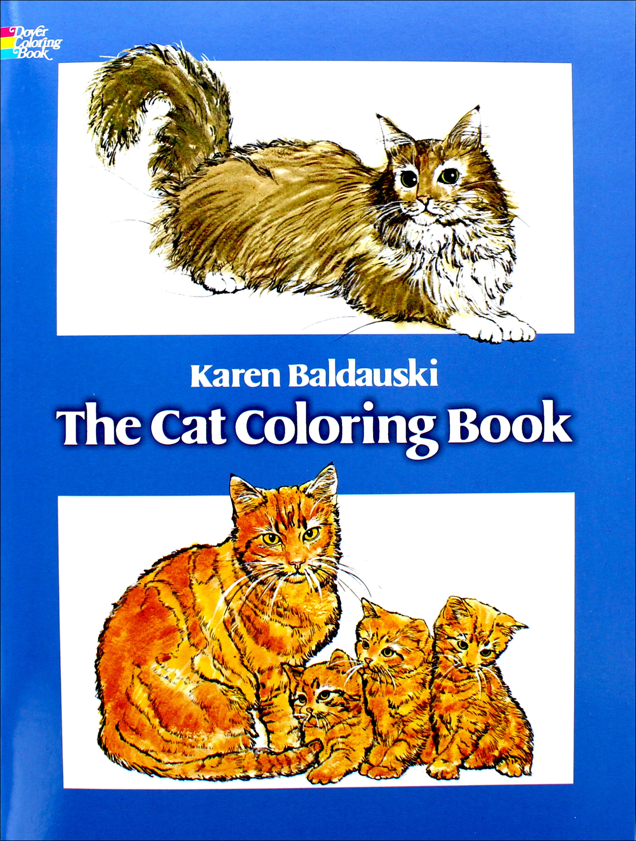 Dover Publications The Cat Coloring Book 1