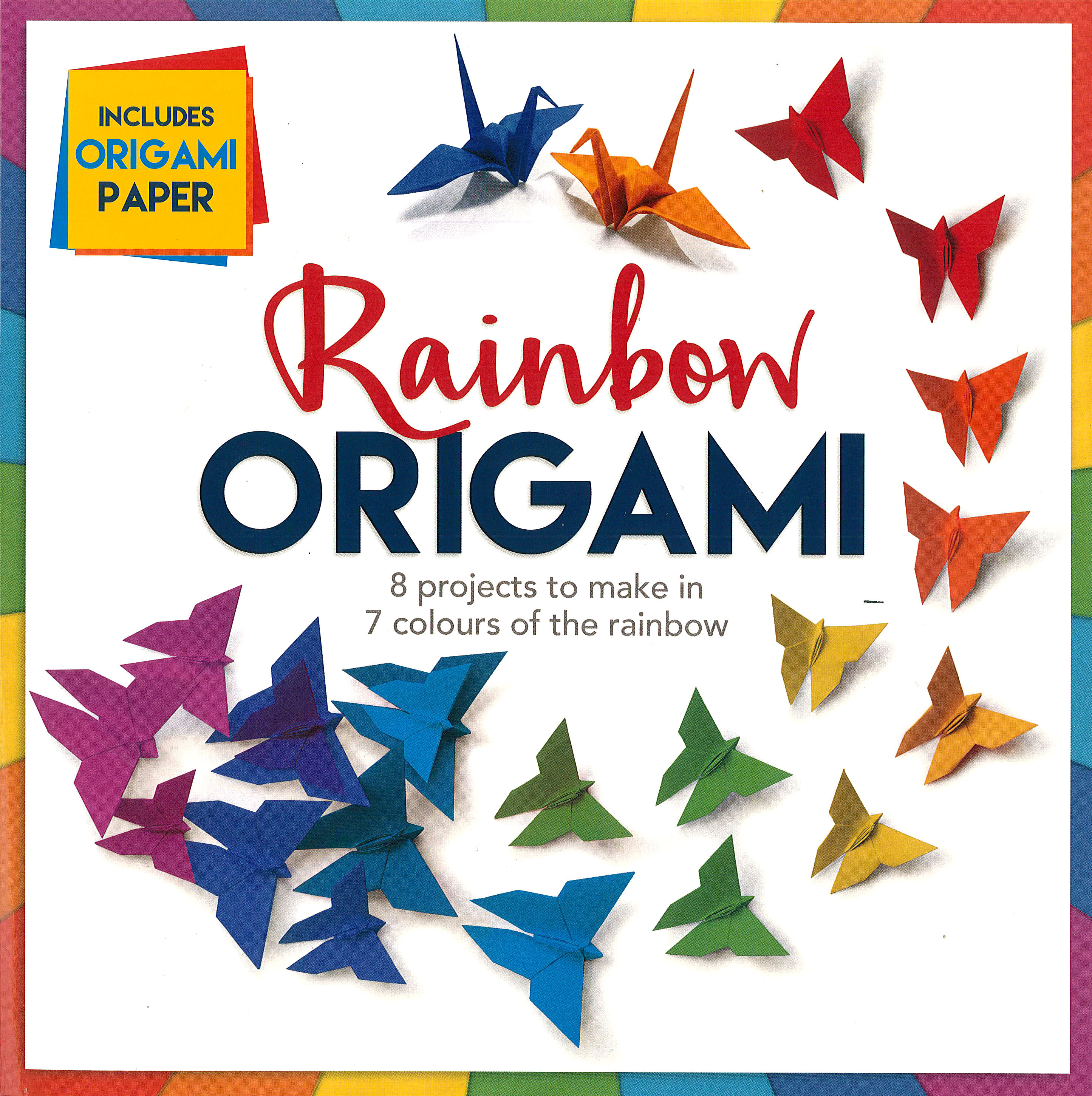 Origami Book. Animals: 20 Easy Paper Folding Projects With Step By ... | 2901x2890